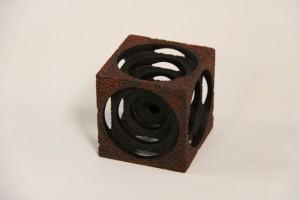 Cube - Bruce Wood