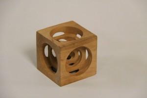 Cube - Pat Clay