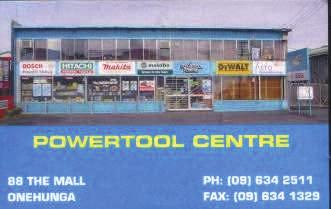 Sponsor –  Powertool Centre