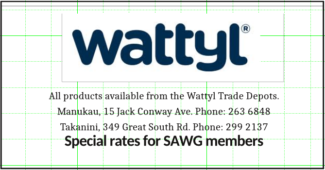 Sponsor – Wattyl