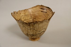 Thin Turned Vessel - Jerry Kermode