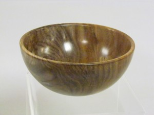 Bowl -Puriri - Colin Wise