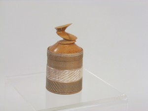Lidded Box - Colin Wise