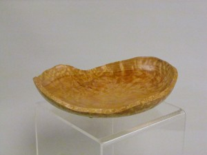 Plate - Mac Burl - Bruce Wood