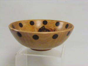 Bowl with Inserts - Bryan Peryer