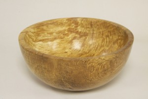 Holm Oak Bowl - Colin Wise
