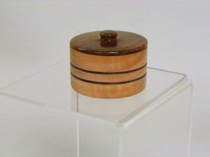 Lidded Box - Rex Waugh